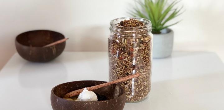 Cacao & CoconutGranola